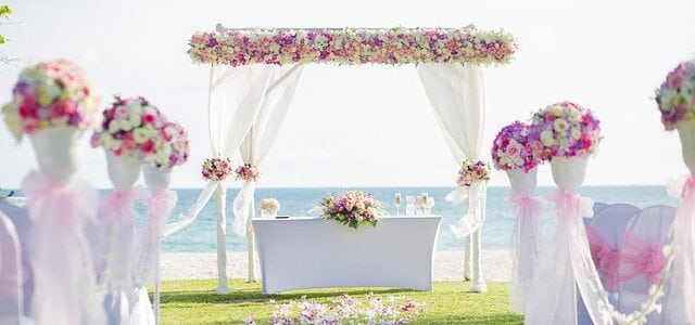 Emplatado y decoración: ultimas tendencias para bodas