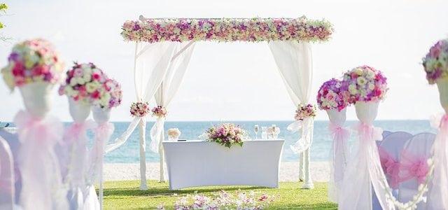 Emplatado y decoración: ultimas tendencias para bodas