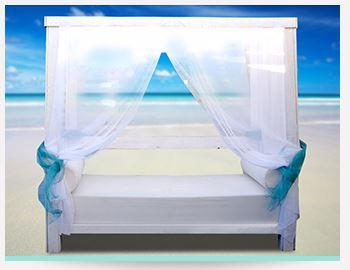 Tendencias de bodas: mobiliario vintage