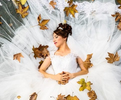 Boda en otoño: ¿qué debes ponerte?