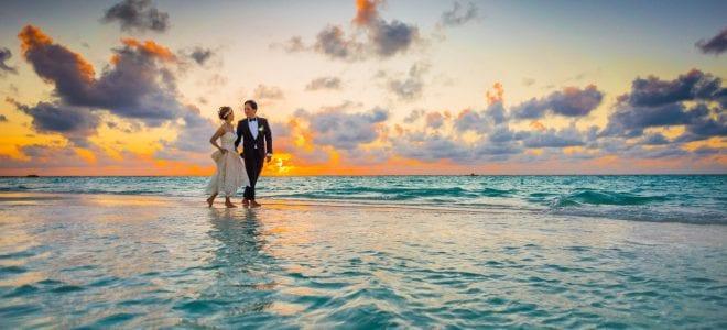Decoración y gastronomía en una boda distinta