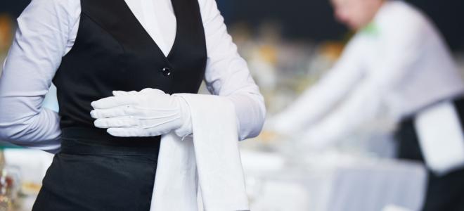 El uniforme para todos los trabajadores en tu catering
