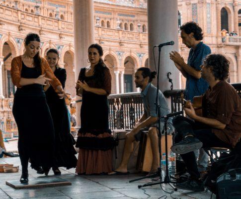Añade flamenco a tus celebraciones