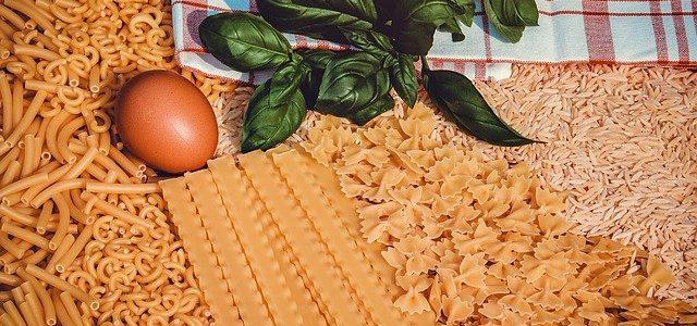 Crea platos con pasta