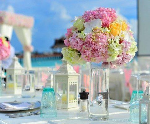 Crea lugares de exterior para tus bodas