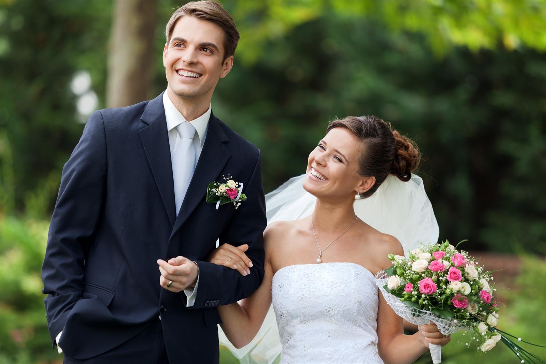 Los preparativos de una boda