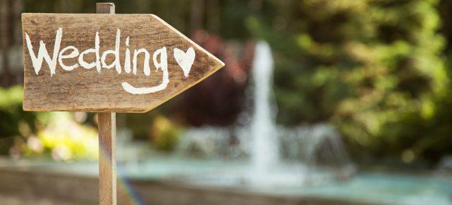 Ahorra tiempo en la organización de tu boda con un wedding planner