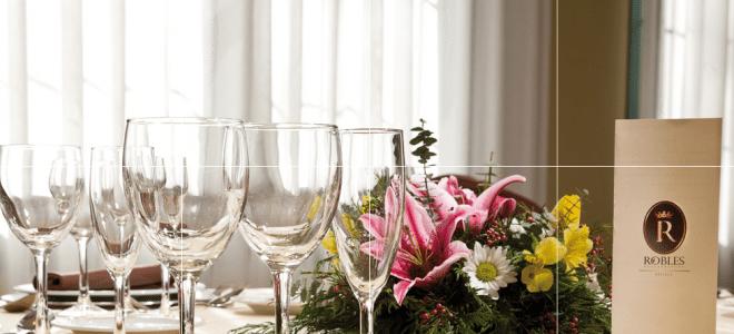 Menú: para tu boda, lo mejor